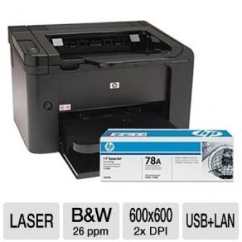 HP 78A / CE278A - P1566, P1606dn, P1536dnf toner kartus dolumu dolum